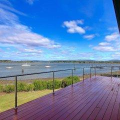 Отель Comfort Inn The Pier Австралия, Тасмания - отзывы, цены и фото номеров - забронировать отель Comfort Inn The Pier онлайн балкон