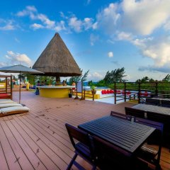 Отель Pueblito Escondido Luxury Condohotel бассейн
