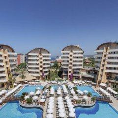 Alaiye Resort & Spa Hotel Турция, Аланья - 8 отзывов об отеле, цены и фото номеров - забронировать отель Alaiye Resort & Spa Hotel - All Inclusive онлайн бассейн