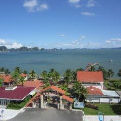 Ha Long Bay Hotel пляж