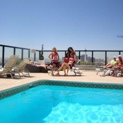 Отель Apache США, Лас-Вегас - отзывы, цены и фото номеров - забронировать отель Apache онлайн бассейн