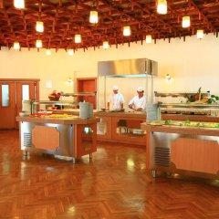Отель Parkhotel Continental - Prima питание фото 2