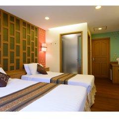 Отель Golden House Бангкок комната для гостей фото 2