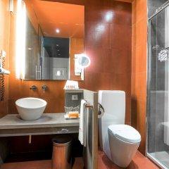 Отель Petit Palace Museum Испания, Барселона - 2 отзыва об отеле, цены и фото номеров - забронировать отель Petit Palace Museum онлайн ванная фото 2