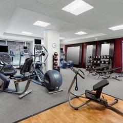 Отель Hilton Garden Inn Washington DC/Georgetown Area фитнесс-зал