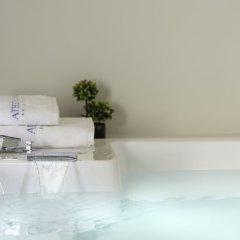 Отель Athens One Smart Hotel Греция, Афины - отзывы, цены и фото номеров - забронировать отель Athens One Smart Hotel онлайн ванная фото 2