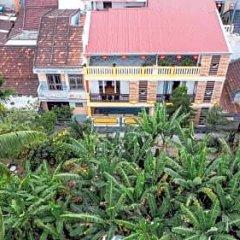 Отель Nuni Homestay Хойан пляж