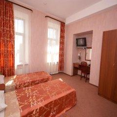 Апартаменты Гостевые комнаты и апартаменты Грифон Стандартный номер с различными типами кроватей фото 21