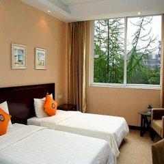 Chengdu Bandao Hotel комната для гостей