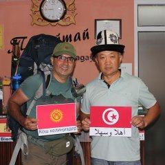 Отель Tagaitai Guest House Кыргызстан, Каракол - отзывы, цены и фото номеров - забронировать отель Tagaitai Guest House онлайн с домашними животными
