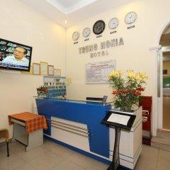 Trung Nghia Hotel Далат интерьер отеля