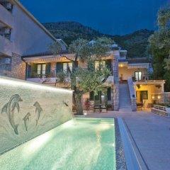 Отель Villa Stevan бассейн фото 3