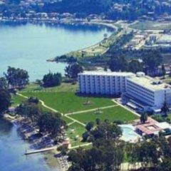 Отель TUI Family Life Kerkyra Golf Греция, Корфу - отзывы, цены и фото номеров - забронировать отель TUI Family Life Kerkyra Golf онлайн спортивное сооружение