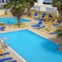 Kassavetis Hotel Aparts бассейн
