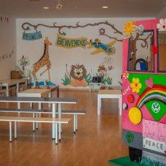 Отель Club Cala Romani детские мероприятия