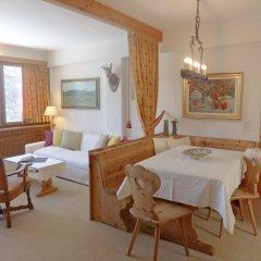 Отель Chesa Cripels II Швейцария, Санкт-Мориц - отзывы, цены и фото номеров - забронировать отель Chesa Cripels II онлайн комната для гостей фото 5