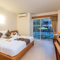 Отель Authong Residence Pattaya комната для гостей фото 3