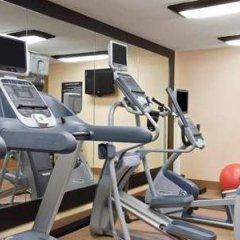 Отель Homewood Suites By Hilton Columbus-Hilliard Хиллиард фитнесс-зал фото 3