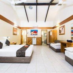 Отель Plantation Island Resort Фиджи, Остров Малоло-Лайлай - отзывы, цены и фото номеров - забронировать отель Plantation Island Resort онлайн комната для гостей фото 3