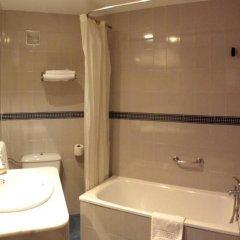 Отель Santa Cruz Испания, Гуэхар-Сьерра - отзывы, цены и фото номеров - забронировать отель Santa Cruz онлайн ванная