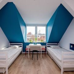 Moon Hostel комната для гостей фото 5