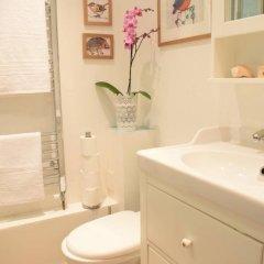 Отель Bright 1 Bedroom Flat in Finsbury Park Великобритания, Лондон - отзывы, цены и фото номеров - забронировать отель Bright 1 Bedroom Flat in Finsbury Park онлайн ванная фото 2