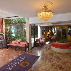 Отель Fergus Style Palmanova Пальманова интерьер отеля