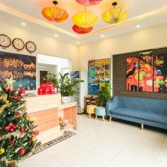 Отель Golden Palm Villa Вьетнам, Хойан - отзывы, цены и фото номеров - забронировать отель Golden Palm Villa онлайн интерьер отеля