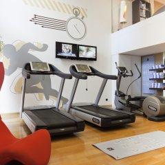 Отель Novotel Monte-Carlo фитнесс-зал
