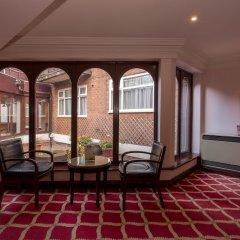 Отель Britannia Country House Манчестер балкон