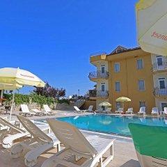 Sunset Apart Otel Турция, Олудениз - отзывы, цены и фото номеров - забронировать отель Sunset Apart Otel онлайн бассейн фото 3