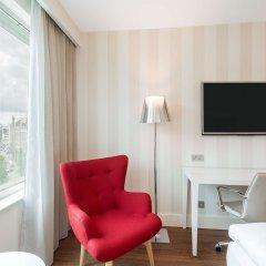 Отель NH Collection Frankfurt City комната для гостей фото 2