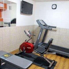 Отель Travelodge Southampton Central фитнесс-зал