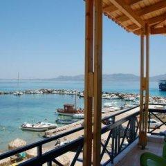 Отель Alexandra Греция, Агистри - отзывы, цены и фото номеров - забронировать отель Alexandra онлайн балкон