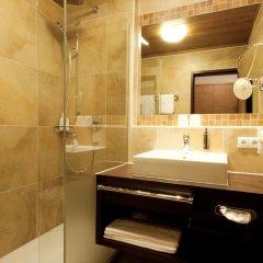 Отель Postwirt Австрия, Зёлль - отзывы, цены и фото номеров - забронировать отель Postwirt онлайн ванная фото 2