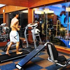 Отель Royal Villas фитнесс-зал фото 3