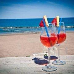 Hotel Costazzurra Римини пляж фото 2