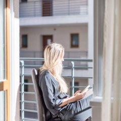 Отель Prince Apartments Венгрия, Будапешт - 4 отзыва об отеле, цены и фото номеров - забронировать отель Prince Apartments онлайн балкон