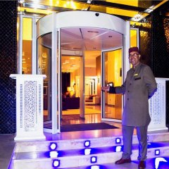Отель Andalucia Golf Tanger Марокко, Медина Танжера - отзывы, цены и фото номеров - забронировать отель Andalucia Golf Tanger онлайн вид на фасад