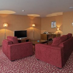 Гранд отель Казань 4* Стандартный номер с двуспальной кроватью фото 9
