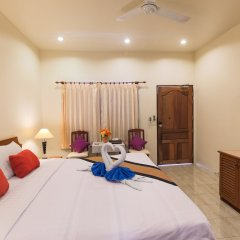 Batic House By Sharaya Hotel комната для гостей фото 2