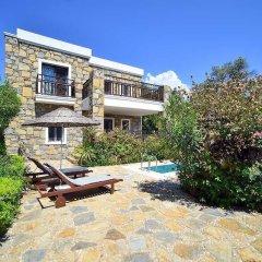 Villa Hera Турция, Патара - отзывы, цены и фото номеров - забронировать отель Villa Hera онлайн бассейн