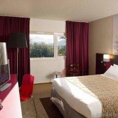 Отель Mercure Annemasse Porte De Genève Франция, Гайар - отзывы, цены и фото номеров - забронировать отель Mercure Annemasse Porte De Genève онлайн комната для гостей фото 2