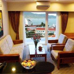 Отель Memory Hotel Nha Trang Вьетнам, Нячанг - отзывы, цены и фото номеров - забронировать отель Memory Hotel Nha Trang онлайн комната для гостей фото 5