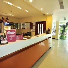 Отель ZEN Rooms Ratchadaphisek Soi Sukruamkan интерьер отеля фото 2