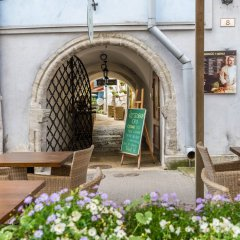 Отель CRU Hotel Эстония, Таллин - 6 отзывов об отеле, цены и фото номеров - забронировать отель CRU Hotel онлайн фото 3