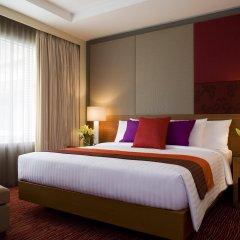 Отель Courtyard by Marriott Bangkok комната для гостей