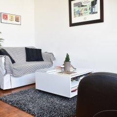 Апартаменты Top Floor 1 Bedroom Apartment Near Gare de Lyon интерьер отеля