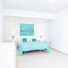 Отель Villa Mermaid Кипр, Протарас - отзывы, цены и фото номеров - забронировать отель Villa Mermaid онлайн комната для гостей фото 3