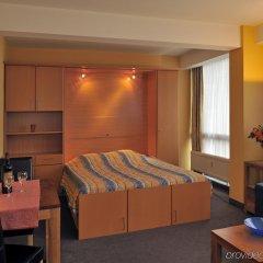Отель Aparthotel Wellington Brussel Бельгия, Брюссель - отзывы, цены и фото номеров - забронировать отель Aparthotel Wellington Brussel онлайн комната для гостей фото 2